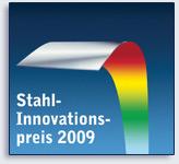 Wir haben am Wettbewerb zum Stahl-Innovationspreis 2009 teilgenommen.
